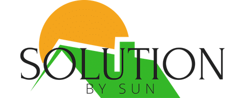 logo solution by sun solaire eclairage objet