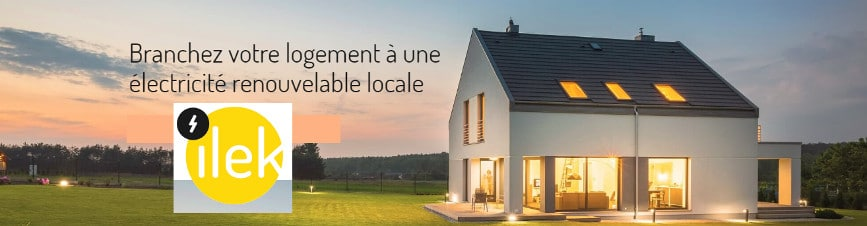ilek fournisseur électrique source verte