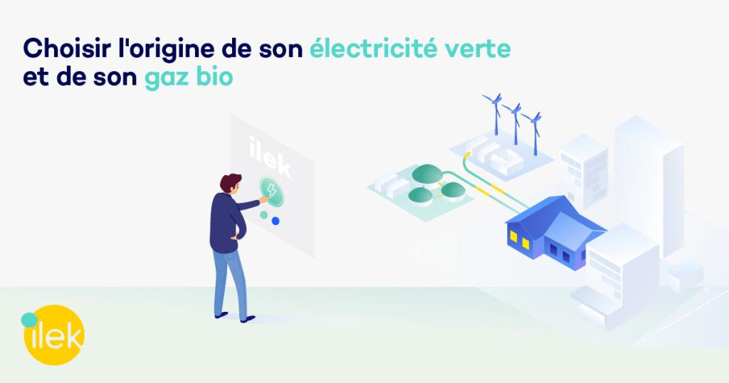 fournisseur energie verte éco responsable Ilek