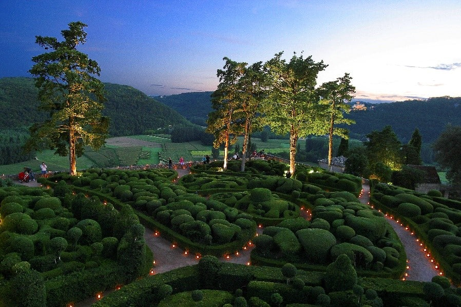 jardin japonais francais qu'il faut visiter la nuit